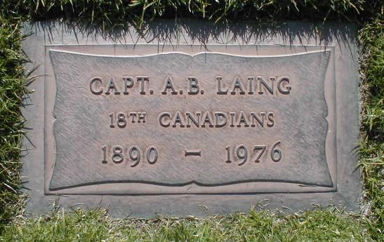 Alfred  Laing