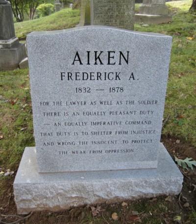 Frederick Aiken