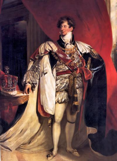 King George IV of the United Kingdom